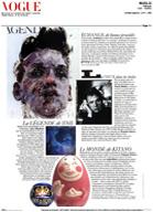 Vogue Brésil - Juin 2010